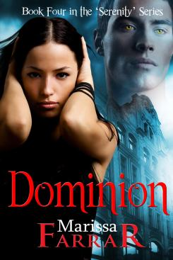Dominion, by Marissa Farrer