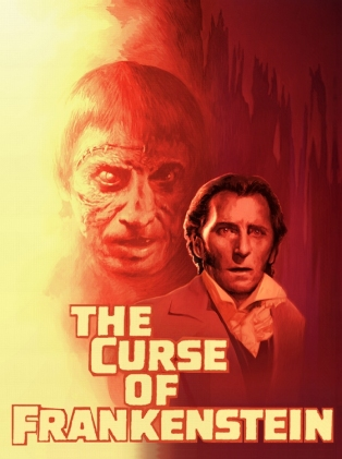 Curse of Frankenstein by Daryl Joyce